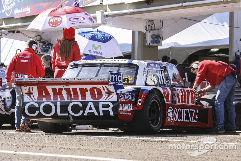 Juan Manuel Silva, Catalan Magni Motorsport, Ford