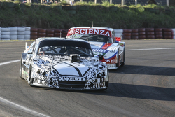 Laureano Campanera, Donto Racing Chevrolet, dan Matias Jalaf, Alifraco Sport Ford