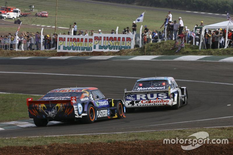 Gabriel Ponce de Leon, Ponce de Leon Competicion Ford and Christian Ledesma, Jet Racing Chevrolet