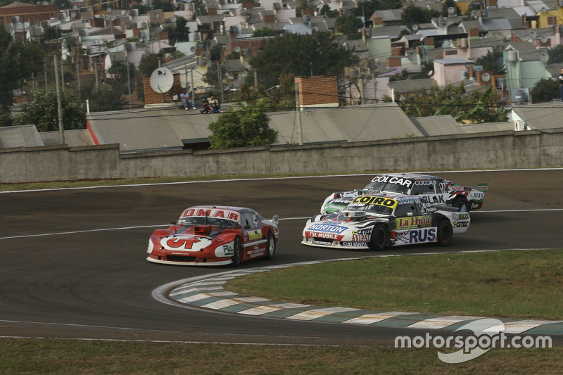 Крістіан Доуз, Dose Competicion Chevrolet та Мартін Серрано, Coiro Dole Racing Dodge та Гастон Мацца