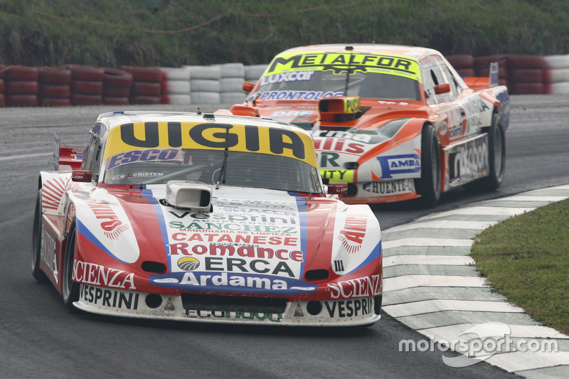 Juan Manuel Silva, Catalan Magni Motorsport, Ford, und Jonatan Castellano, Castellano Power Team, Dodge