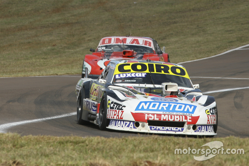 Мартін Серрано, Coiro Dole Racing Dodge та Крістіан Доуз, Dose Competicion Chevrolet