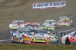 Lionel Ugalde, Ugalde Competicion Ford, dan Diego de Carlo, JC Competicion Chevrolet