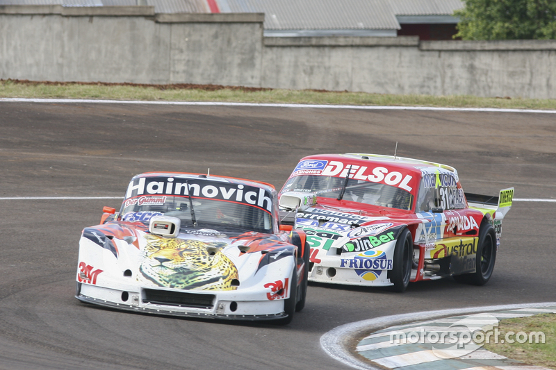 Mariano Werner, Werner Competicion, Ford, und Juan Pablo Gianini, JPG Racing, Ford