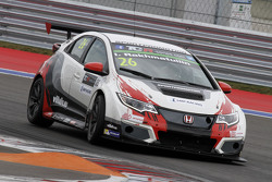 Ildar Rakhmatullin, Honda Civic TCR, West Coast Racing