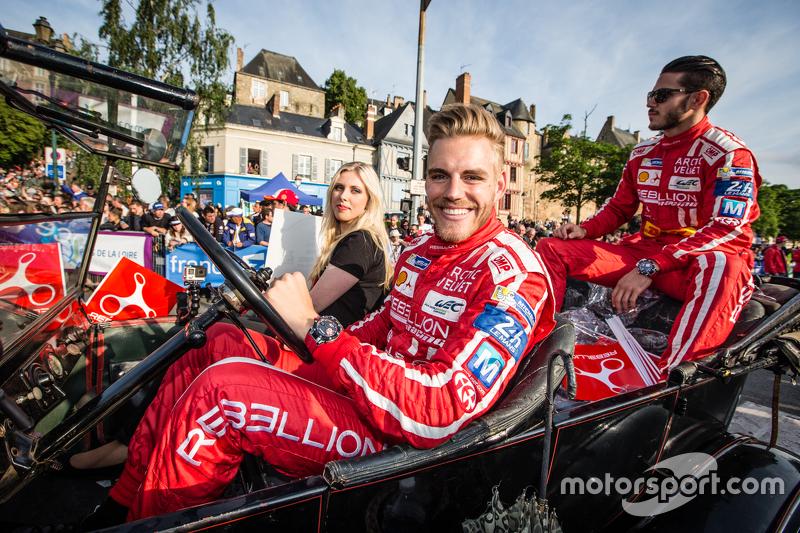 #13 Rebellion Racing, Rebellion R-One: Dominik Kraihamer, Daniel Abt