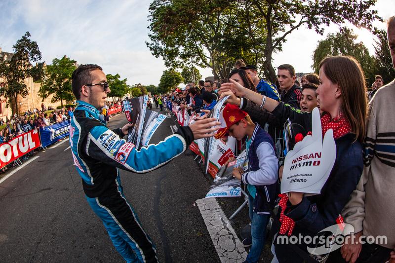 #29 Pegasus Racing, Morgan LM P2: Leo Roussel