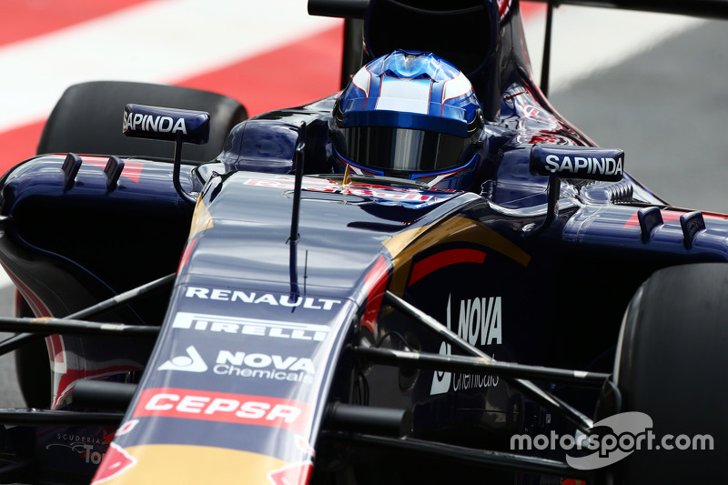 Marco Wittmann, Scuderia Toro Rosso STR10, Testfahrer