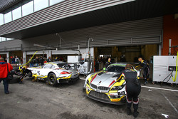 Marc VDS Racing, Teambereich