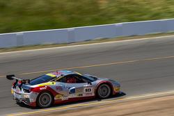 #18 Ferrari of San Francisco Ferrari 458: James Weilта