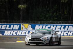 #41 Academy Motorsport GT4: Willie Moore, Adrian Barwick