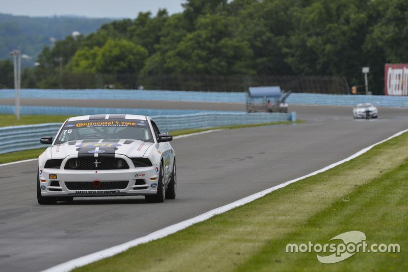 #78 Racers Edge Motorsports, Ford Mustang 302R: Chris Beaufait, Bob Michaelian