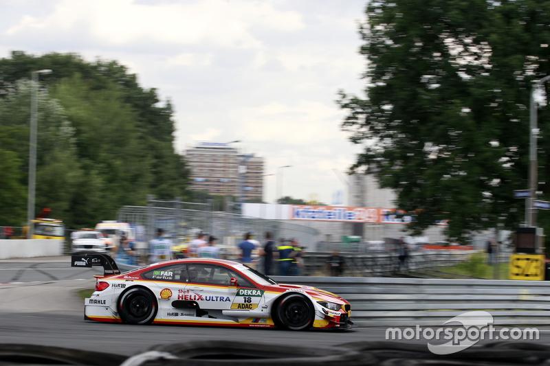 Augusto Farfus, BMW Team RBM, BMW M34 DTM