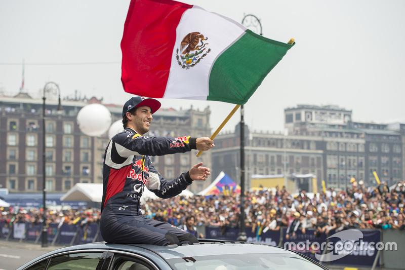 Showrun à Mexico