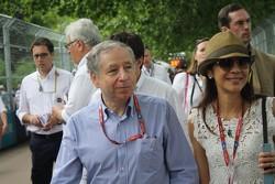 Il Presidente FIA Jean Todt