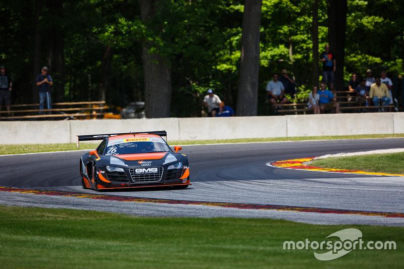 #76 Global Motorsports Group, Audi R8 Ultra: Alex Welch