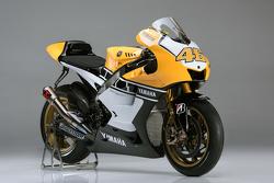 Goodwood Yamaha M1 of Valentino Rossi, Yamaha Factory Racing