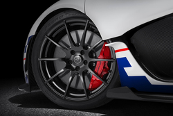 McLaren P1 в честь Алена Проста