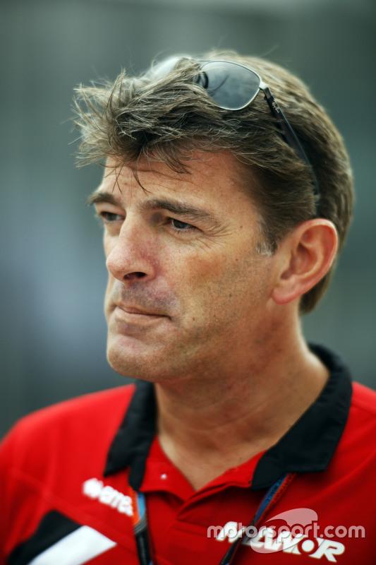 Graeme Lowdon, CEO da Manor F1 Team