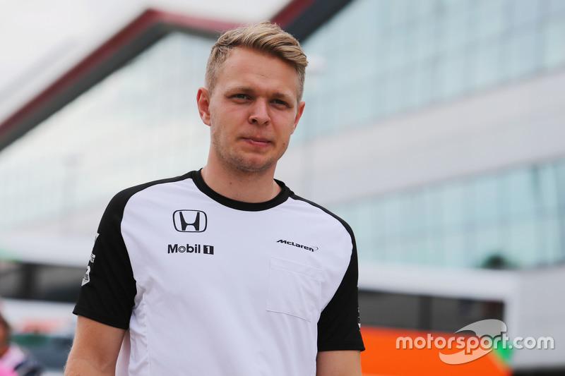 Kevin Magnussen, McLaren, Test- und Ersatzfahrer