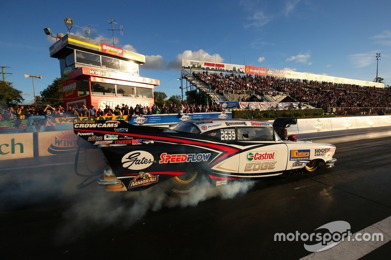 Ben Bray di Winternationals