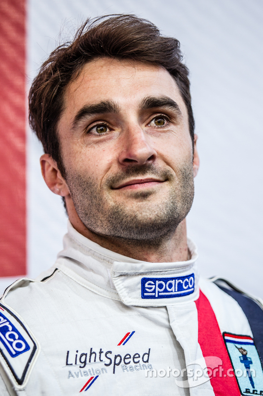 #9 Scuderia Cameron Glickenhaus SCG003C: Franck Mailleux