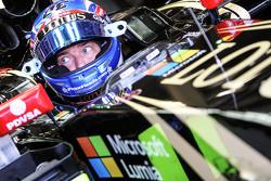 Джолио Палмер, тестовый и резервный пилот Lotus F1 E23