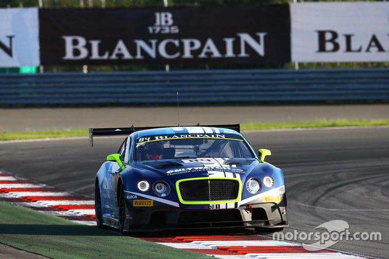 #84 Bentley Team HTP Bentley Continental GT3: Максиміліан Бук, Вінсент Апріл