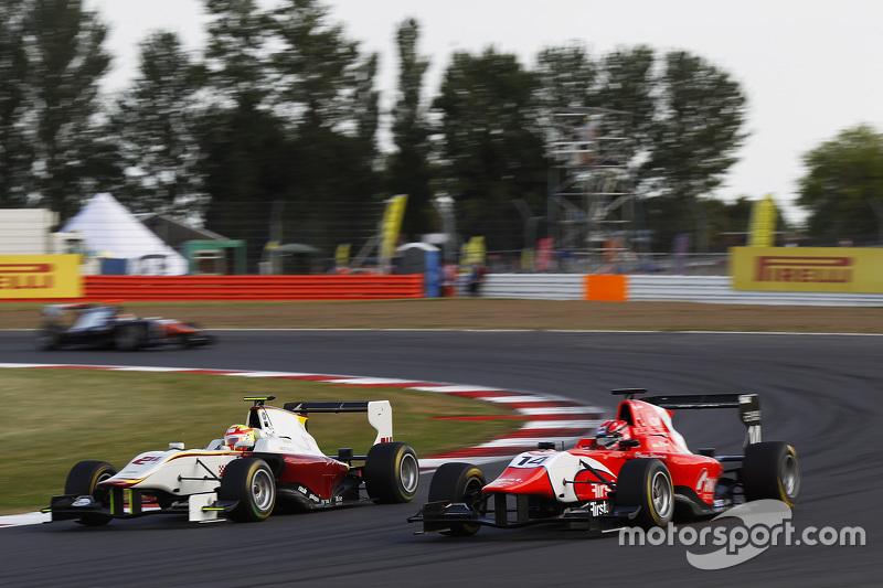 Alex Palou, Campos Racing dan Kevin Ceccon, Arden International