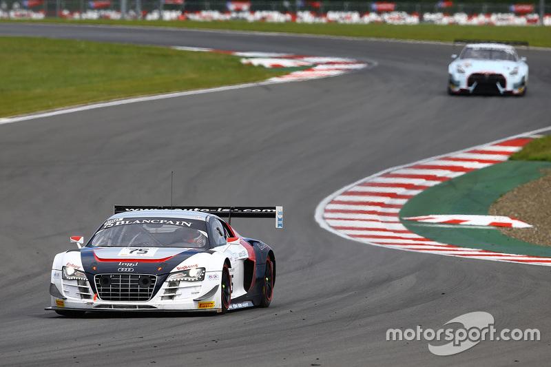 #75 ISR Audi R8 LMS ultra: Марко Бонаномі, Filip Salaquarda