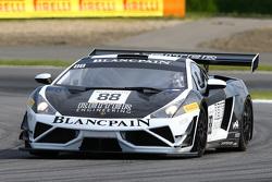 #88 Reiter Engineering Lamborghini Gallardo LP560-4 R-EX: Альберт фон Турн-унд-Таксис, Ники Катсбург