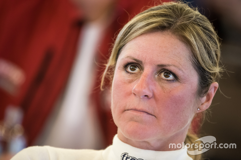 #30 Frikadelli Racing, Porsche 997 GT3 R: Sabine Schmitz