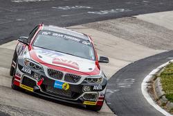 #311 Mathol Racing BMW M235i Racing: Sebastian Schäfer, Rüdiger Schicht