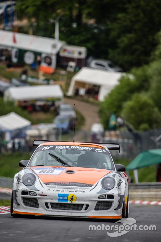 #60 Prosport Performance, Porsche 997 Cup: Charles Putman, Charles Espenlaub, Brett Sandberg, Christ