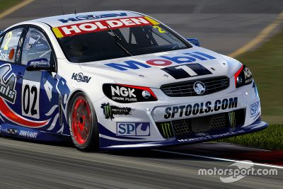 Holden Racing Team livery unveil