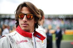 Roberto Merhi, Manor F1 Team no grid