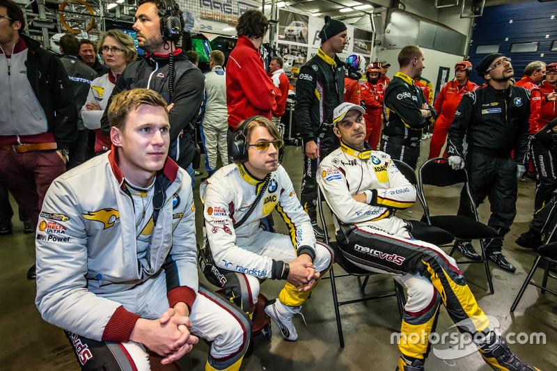 Marc VDS Racing: Нікі Катсбург, Augusto Farfus та Jörg Müller