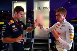 Даниил Квят, Red Bull Racing разминается