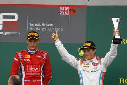 3. Ralph Boschung, Jenzer Motorsport, und Kevin Ceccon, Arden International
