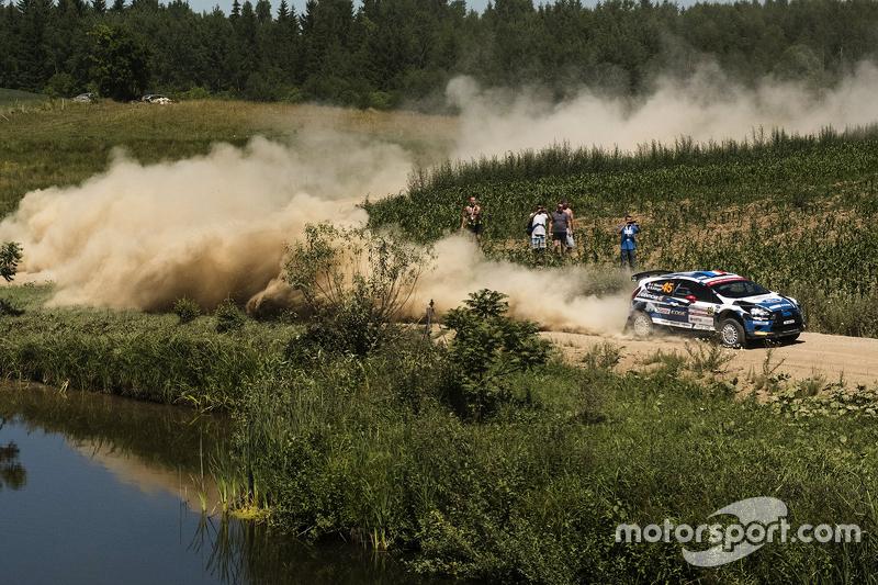 Julien Maurin and Nicolas Klinger, Ford Fiesta RRC