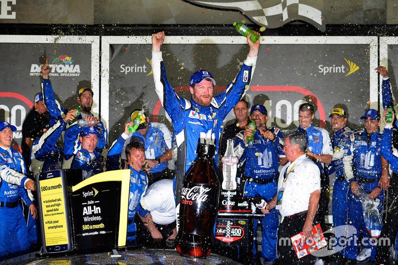 Victoire pour Dale Earnhardt Jr