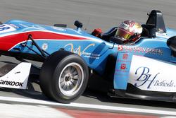 Raoul Hyman, Team West-Tec F3 Dallara Mercedes-Benz