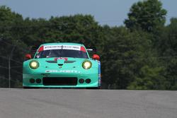 #17 Falken Tire Takımı Porsche 911 GT3 RSR: Wolf Henzler, Bryan Sellers