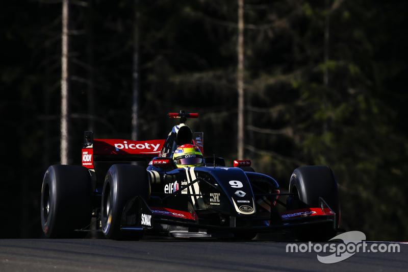 Red Bull Ring - Matthieu Vaxiviere, Lotus