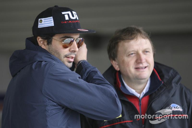 Mauricio Lambiris, Coiro Dole Racing Torino ve Takımı owner Marcos Jakos