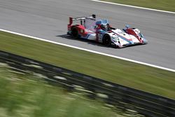 #33 Eurasia Motorsport Oreca 03R - Nissan: Jun Jin Pu, Nick de Bruijn