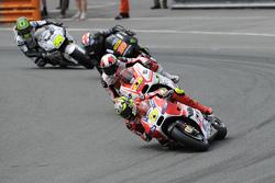 Andrea Iannone, Ducati Team, Yonny Hernandez, Pramac Racing Ducati, Bradley Smith, Tech 3 Yamaha e