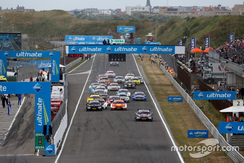 Start: Antonio Felix da Costa, BMW Team Schnitzer BMW M4 DTM leads