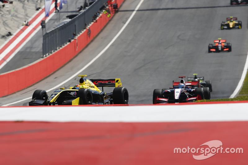 Roberto Merhi, Pons Racing