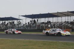 Juan Marcos Angelini, UR Racing Dodge dan Matias Rossi, Donto Racing Chevrolet